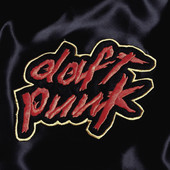 Daft Punk - Around the World artwork