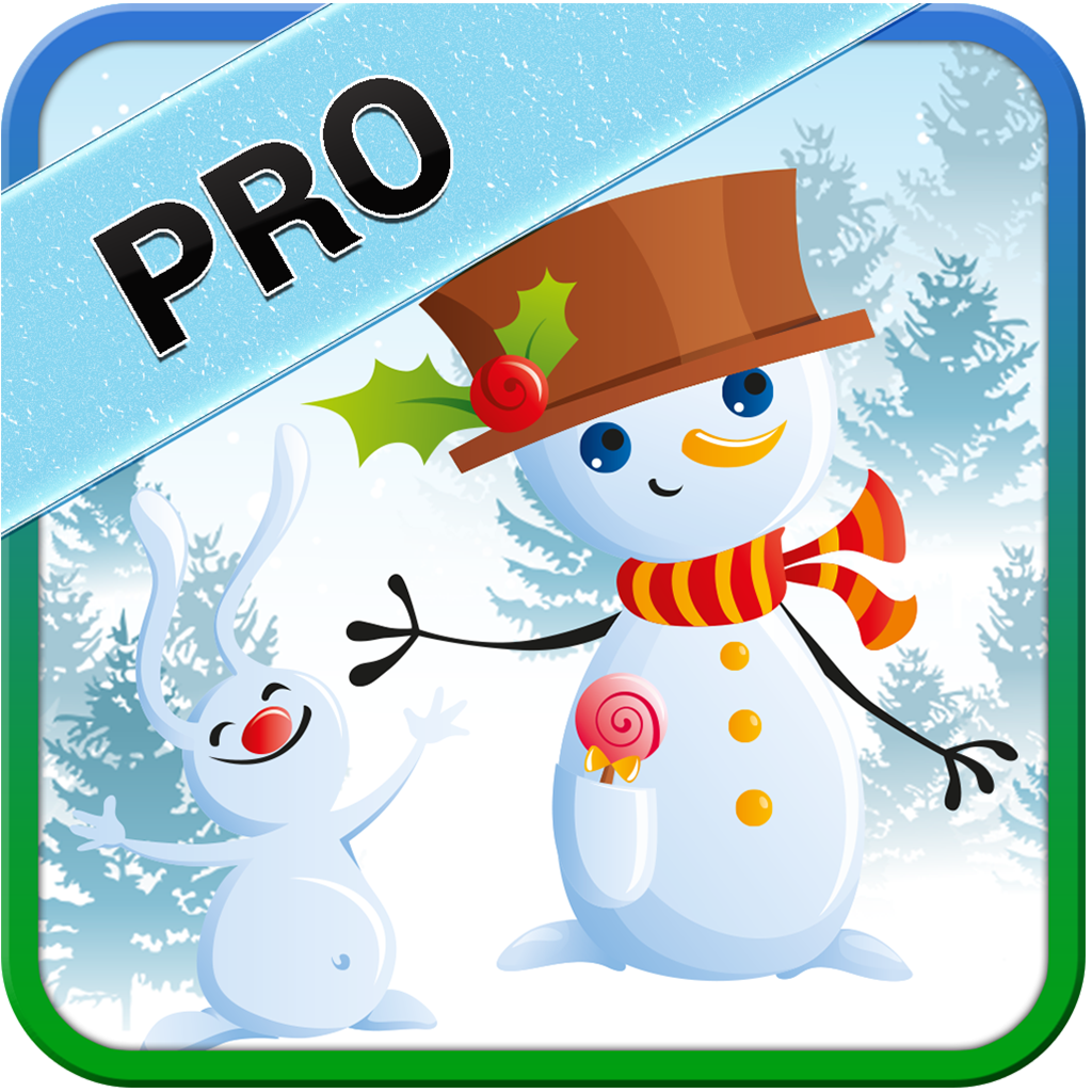 Frozen Snowman PRO Maze Puzzle
