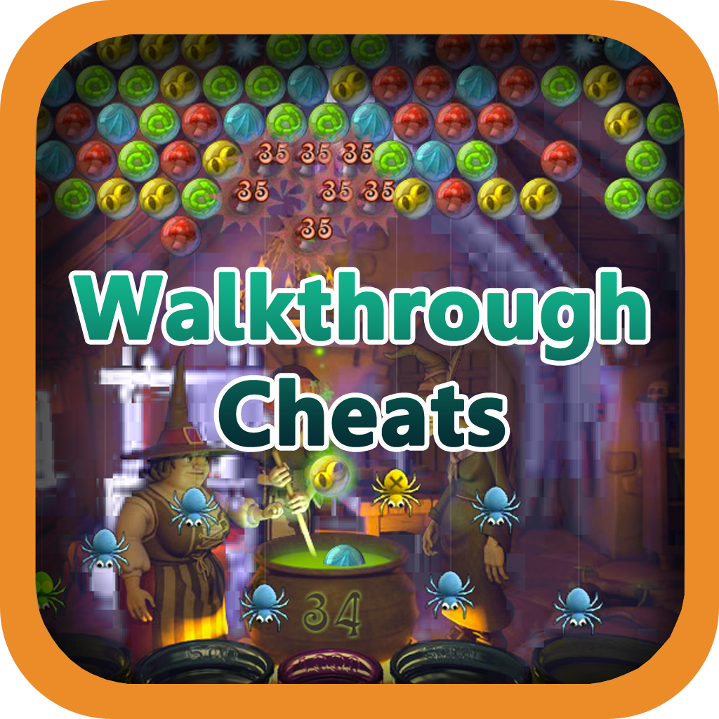 Cheats for Bubble Witch Saga +  Tips & Tricks, Walkthroughs & MORE!
